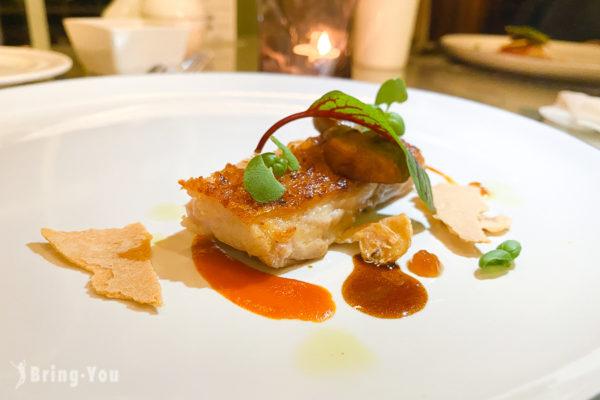 【宜蘭飯店美食】瓏山林蘇澳冷熱泉度假飯店 宜蘭胭脂蝦、櫻桃鴨晚餐