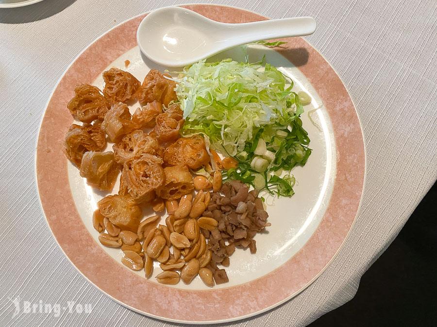 台北香宮脆皮烤鴨 一鴨二吃