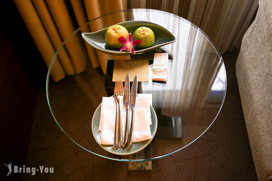 香格里拉台北遠東國際大飯店台北101景觀尊榮客房