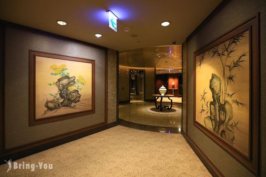 台北香宮米其林餐盤美食