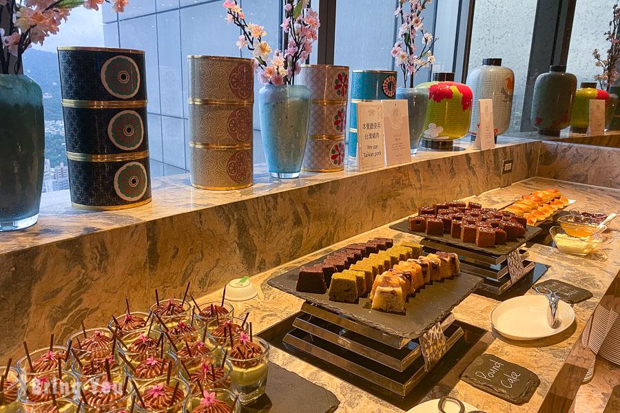 香格里拉台北遠東國際大飯店36樓豪華閣貴賓廊