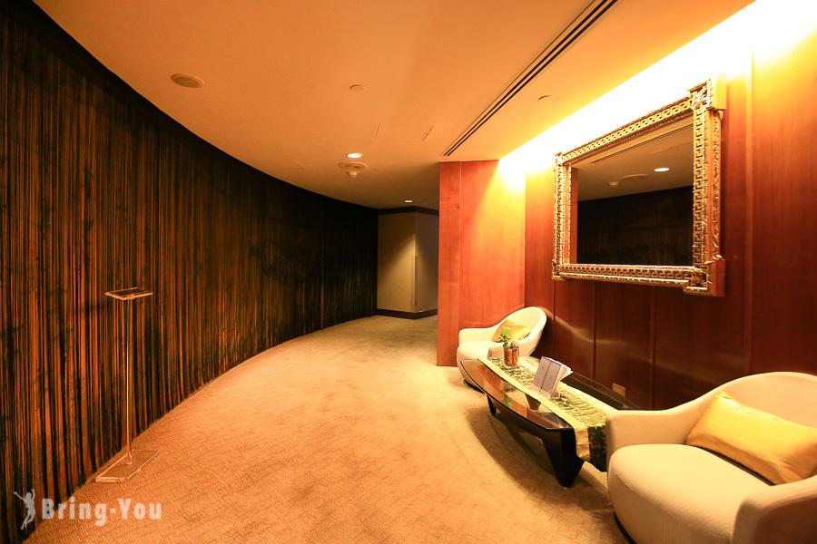 香格里拉台北遠東國際大飯店高空泳池