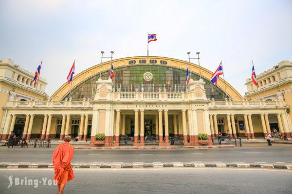 【曼谷地鐵景點】教你搭曼谷地鐵MRT+空鐵BTS玩遍泰國曼谷交通