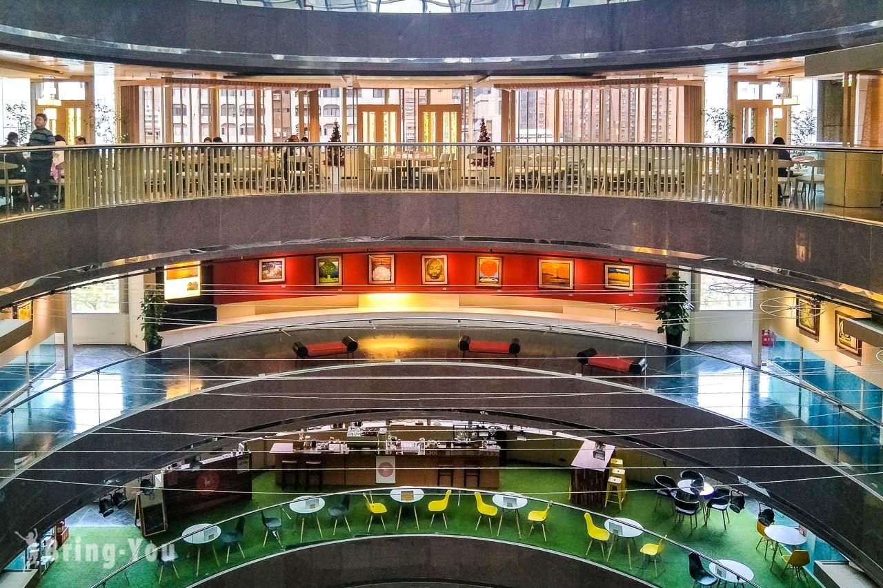 【台北遠東Café自助餐廳早餐】台北香格里拉遠東國際大飯店Buffet吃到飽介紹