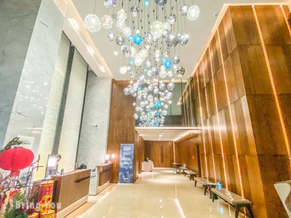 台中萬楓酒店 台中第一家萬豪飯店,逢甲夜市、高鐵站附近商務飯店推