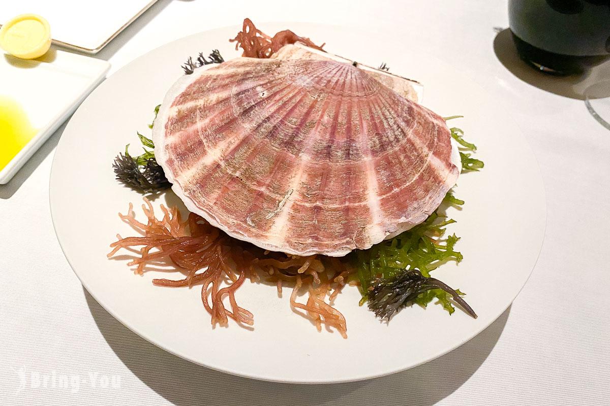 【台中米其林一星餐廳】鹽之華法式餐廳 Fleur de Sel Restaurant 品味台中七期主廚特製無菜單料理