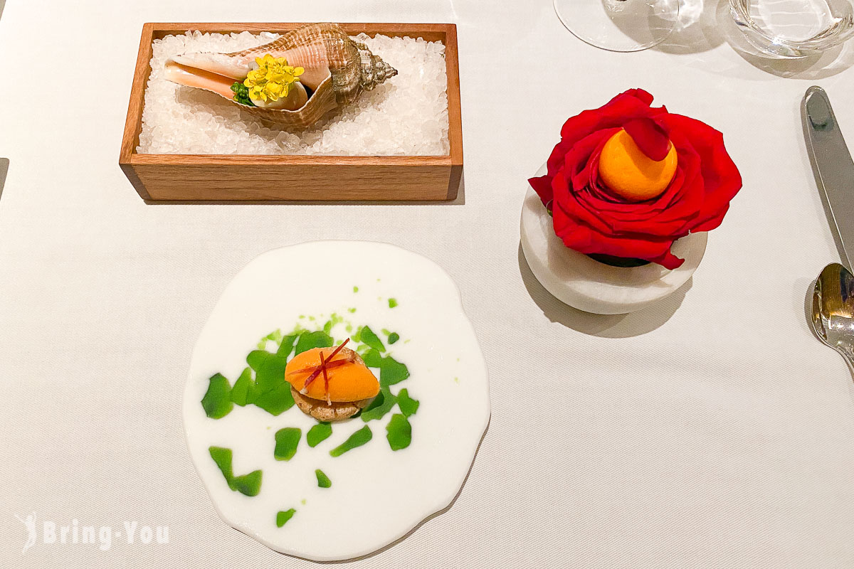 鹽之華法式餐廳