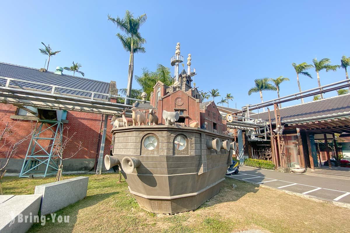 台中文化創意園區|台中假日散步好去處,來去前台中酒廠走跳文創市集&彩繪大酒桶吧!