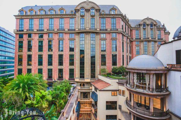 台北文華東方酒店 台北五星級住宿一泊二食