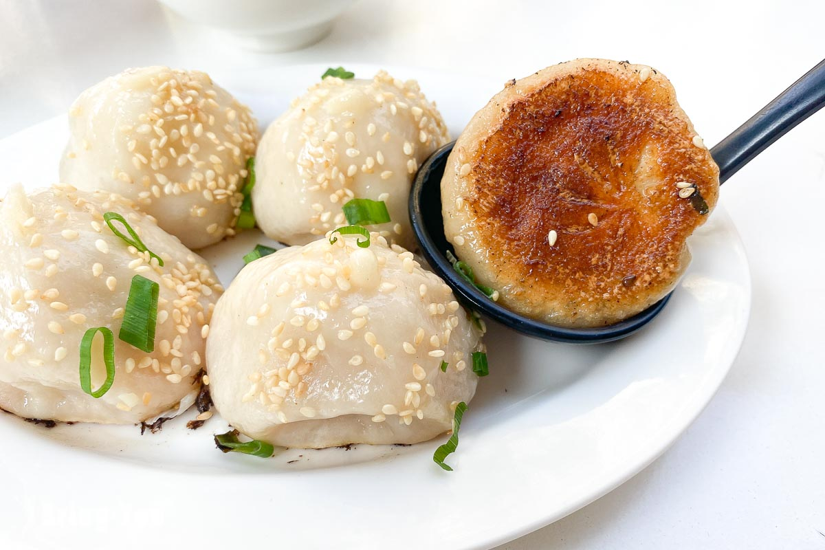 滬舍餘味餐館|台中米其林必比登推薦餐廳,好吃的上海味生煎包