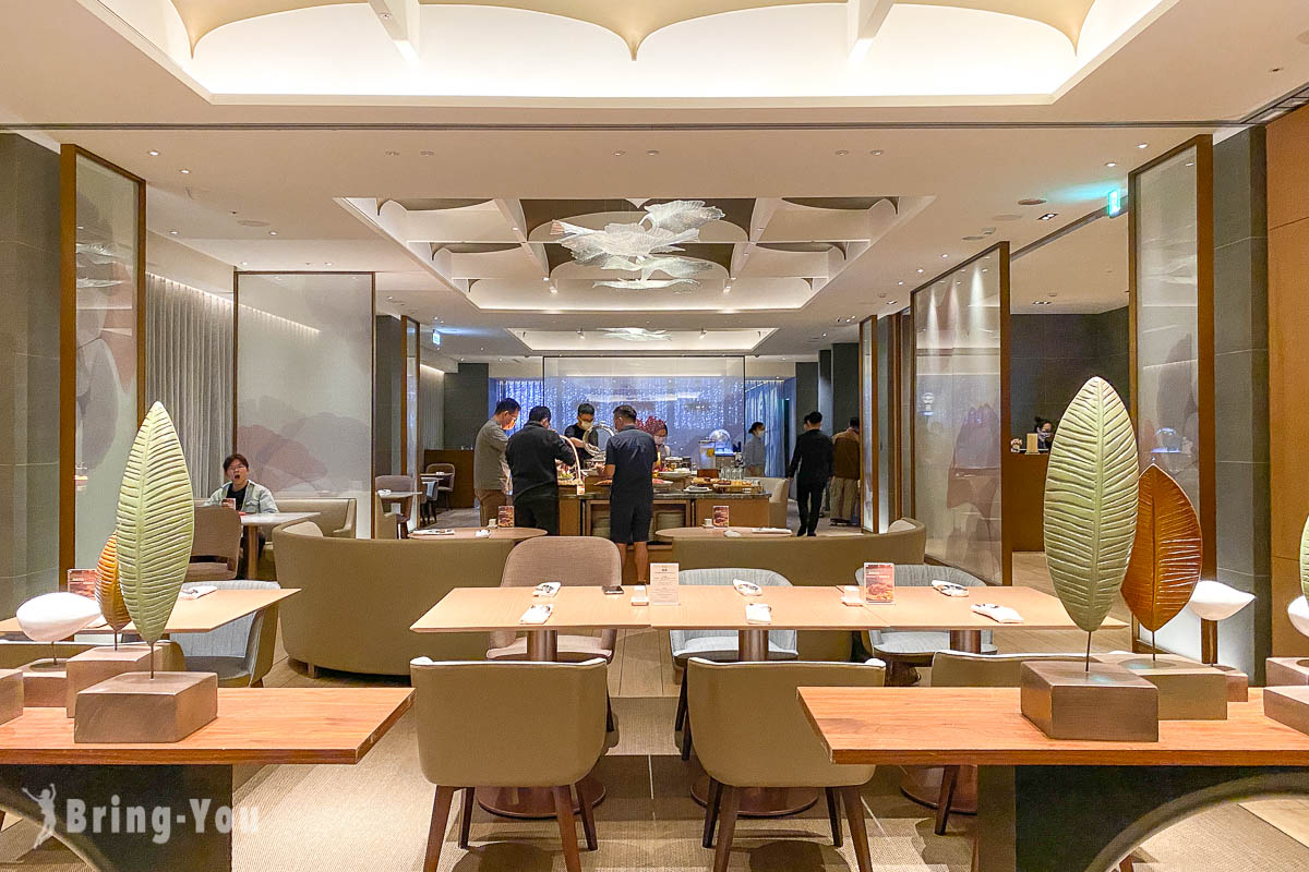 中山希爾頓逸林酒店Alley麗餐廳
