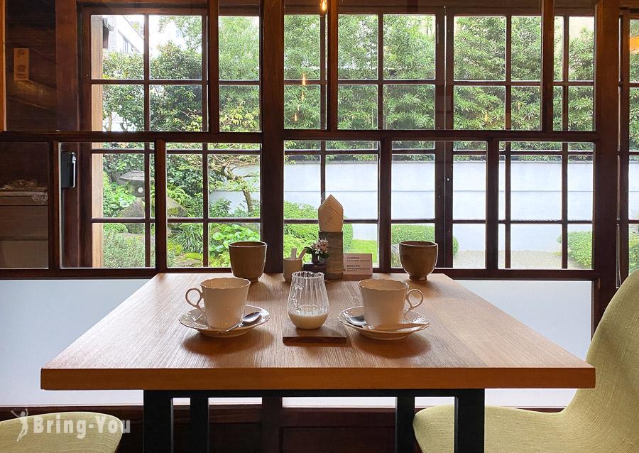 樂埔町|日式古宅中的日西合璧料理,跟著米其林餐盤推薦吃遍台北美食