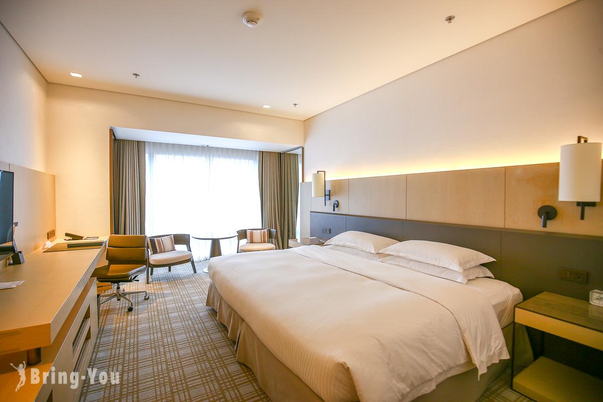 台北萬豪酒店|適合款待商務客戶的大直豪宅區五星級飯店介紹