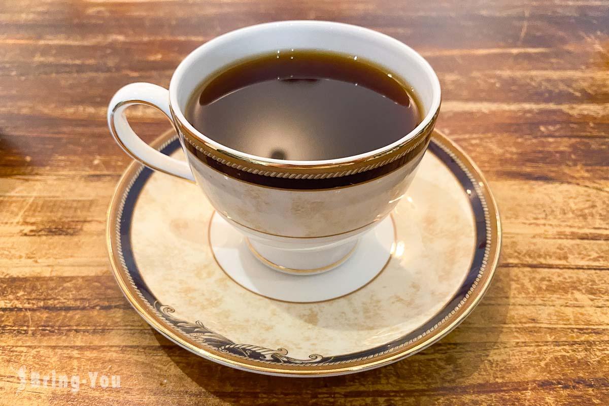 台中火車站老宅咖啡廳,順咖啡