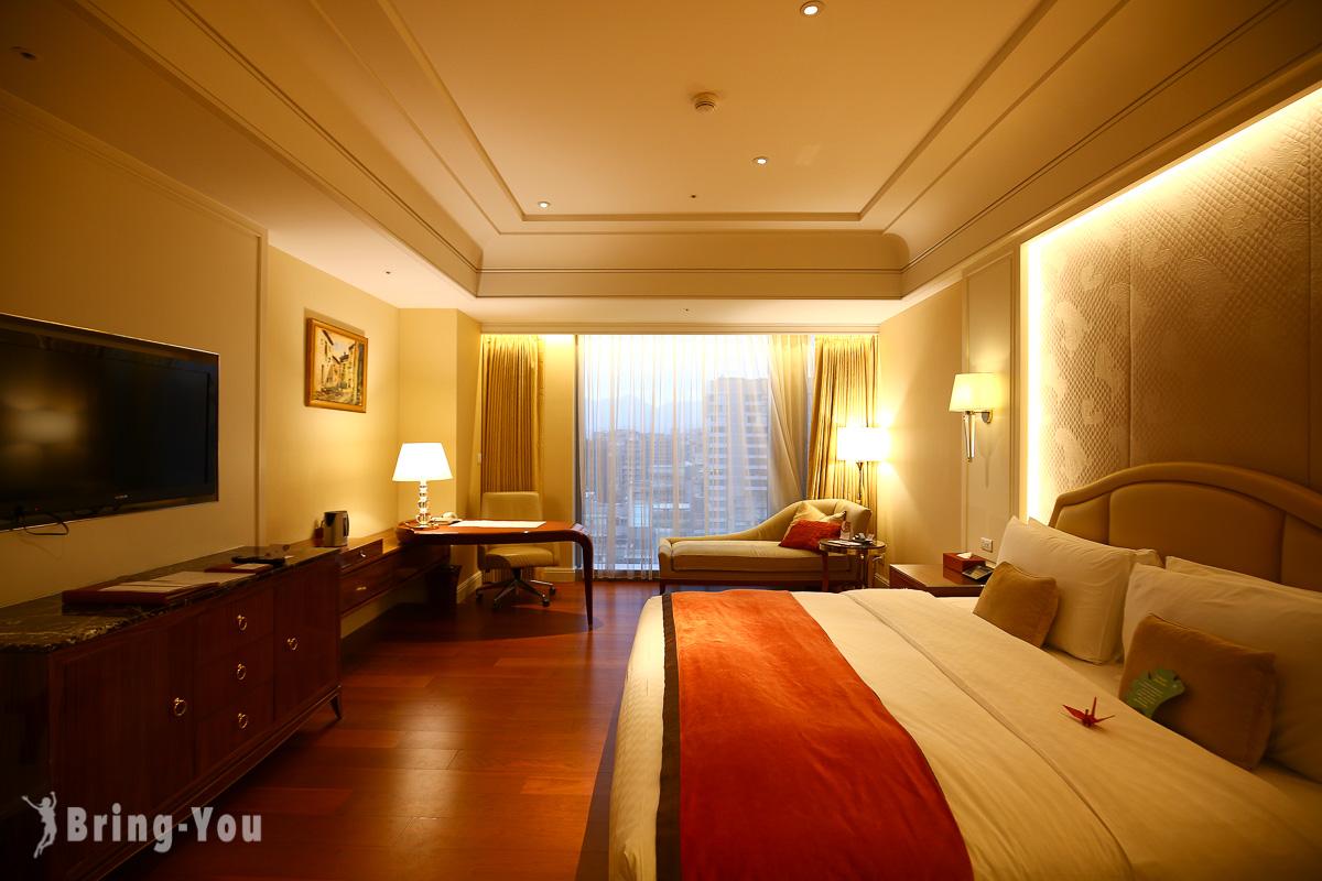 台北大倉久和大飯店|日式五星級酒店的細緻入住體驗
