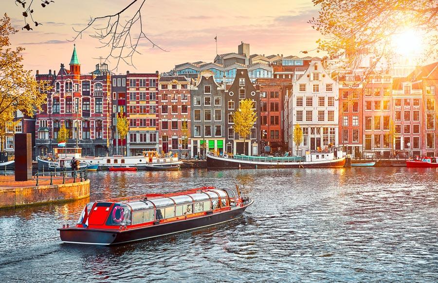 【荷蘭自由行】阿姆斯特丹旅遊行前準備須知、機票、交通、行程規劃攻略