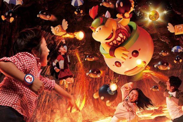 2021日本環球影城「超級任天堂世界」園區2/4開幕!超真實蘑菇