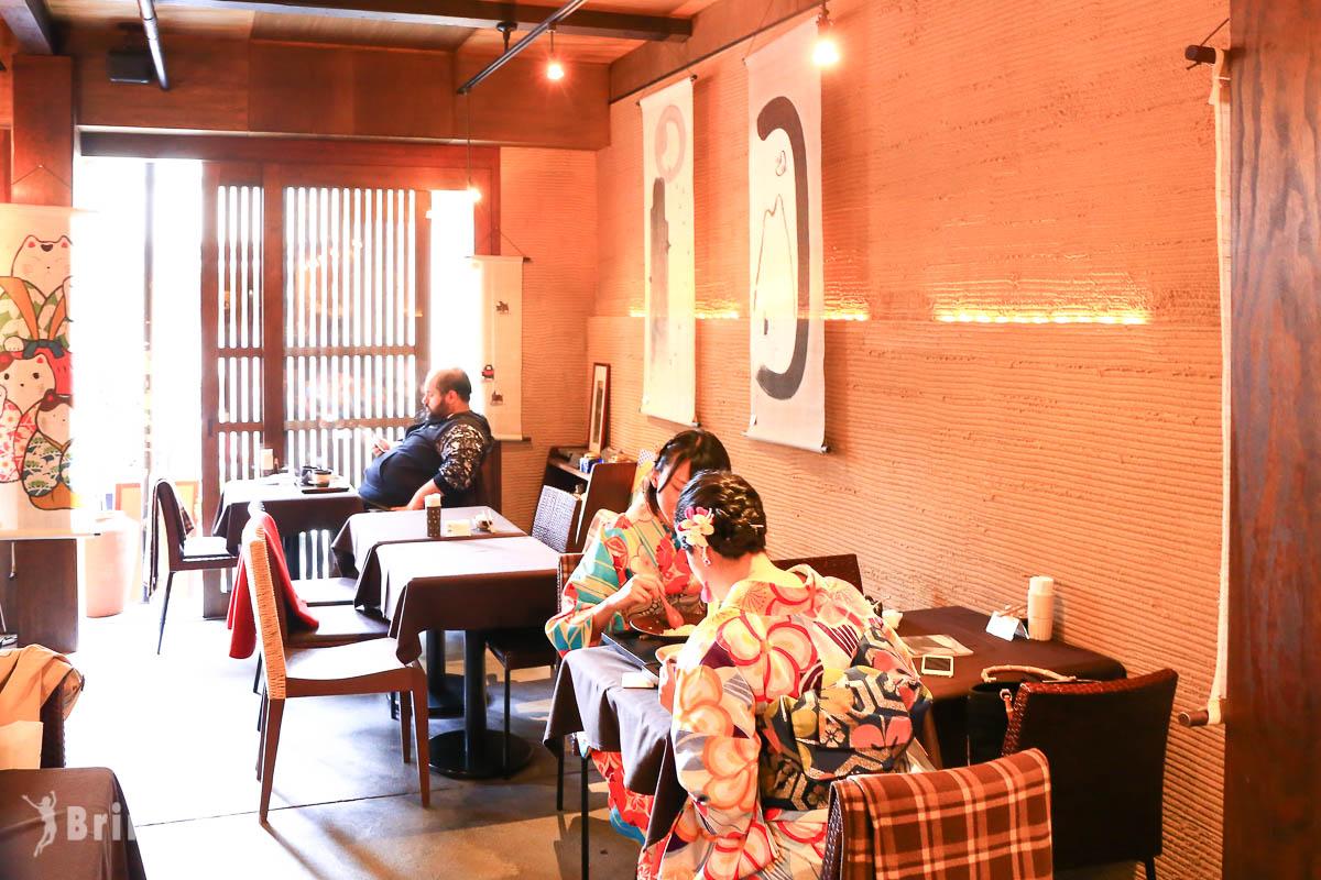 京都天 TEN Cafe
