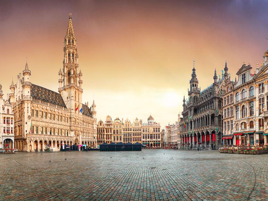 【比利時旅遊】第一次來布魯塞爾必去的十大Bruxelles一日遊景點