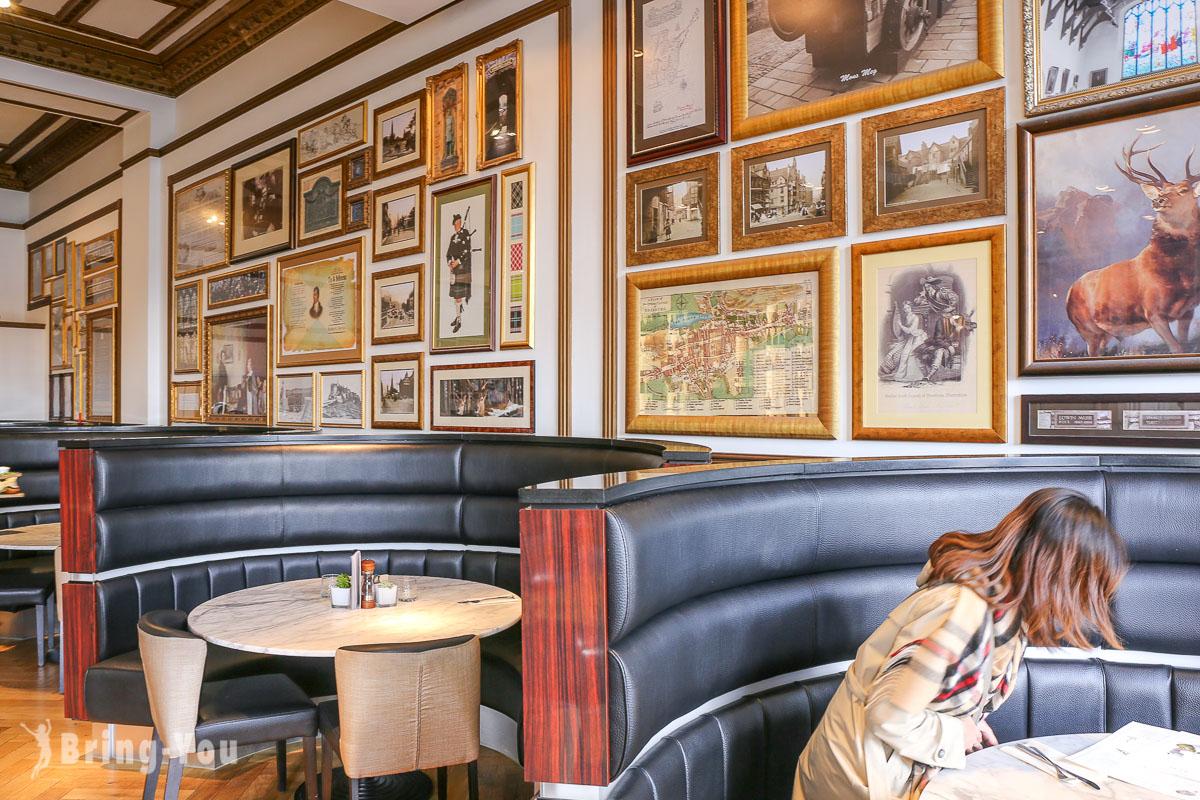 愛丁堡餐廳Twenty Princes