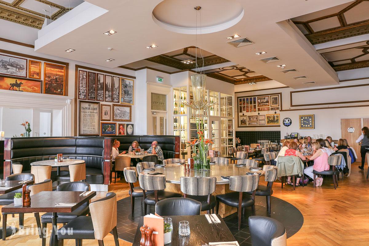 【愛丁堡美食餐廳推薦】Twenty Princes 二十王子街:品味牛排和海鮮的好地方