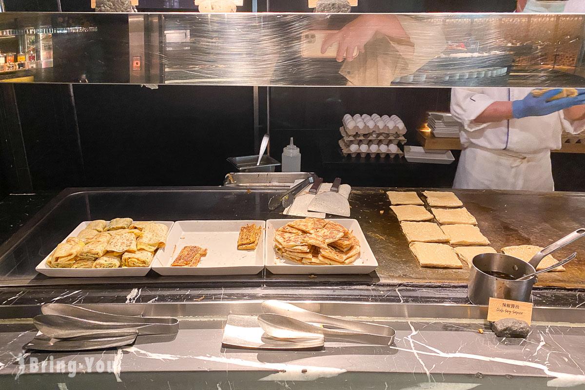 台北晶華酒店栢麗廳自助餐早餐