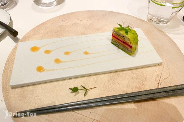 亞都麗緻法式餐廳|巴黎廳1930 x高山英紀:品味日本主廚帶來的