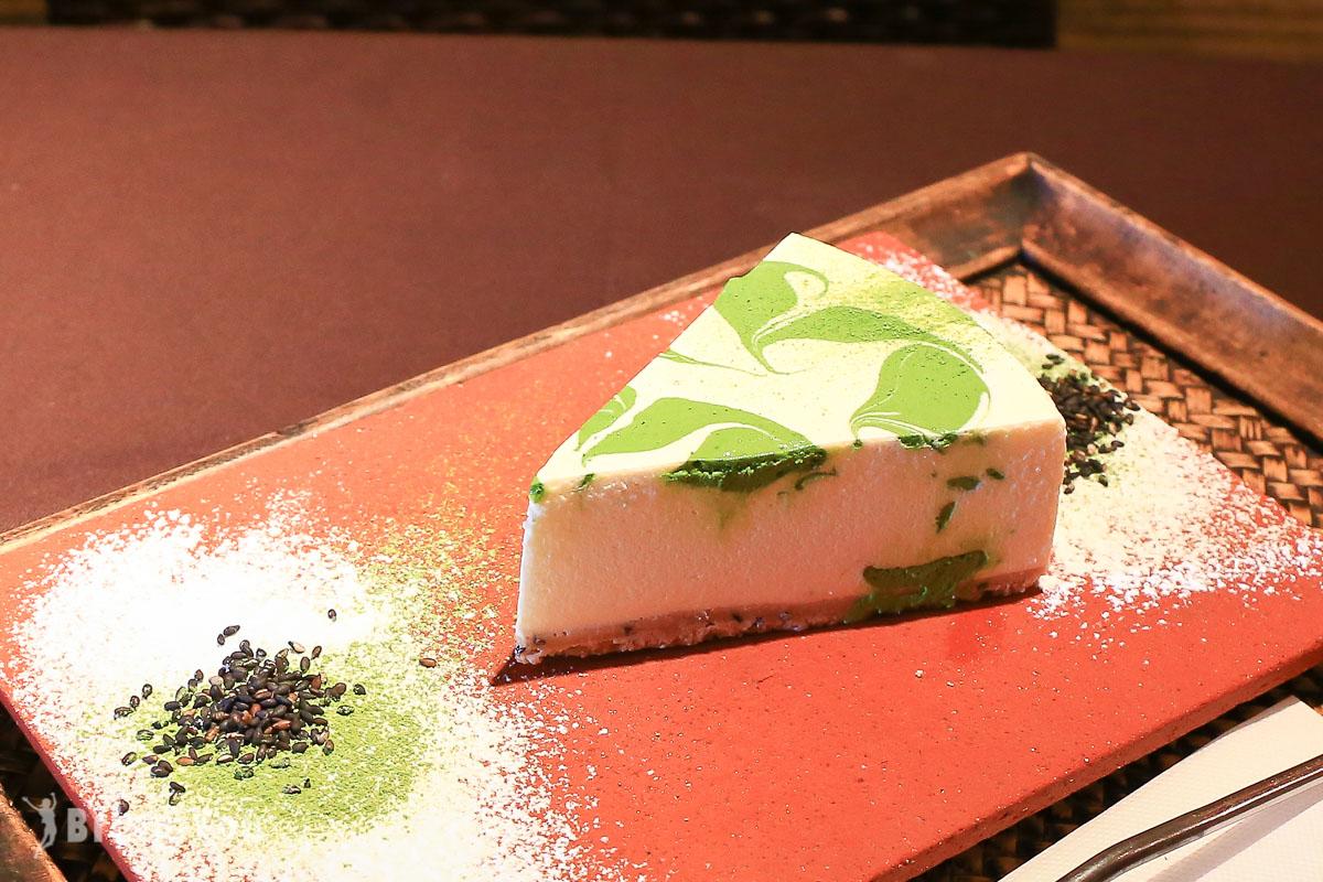 【清水寺話題咖啡廳】天 TEN Cafe:京都大理石紋抹茶甜點蛋糕