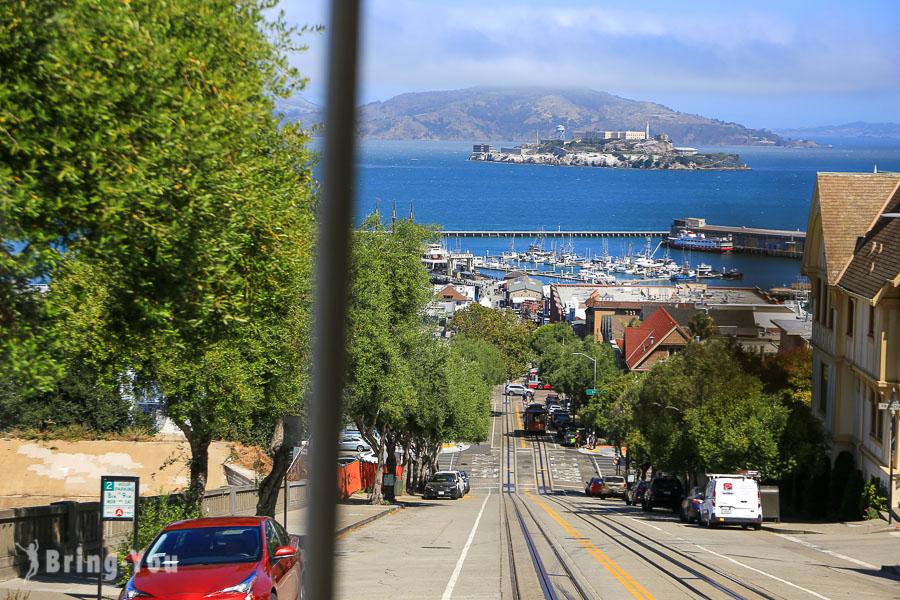 舊金山叮噹車Cable Car